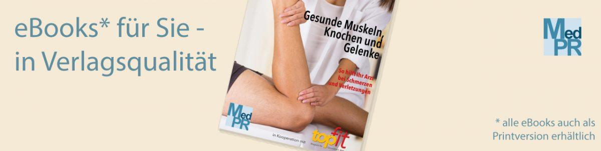 eBooks von Med-PR